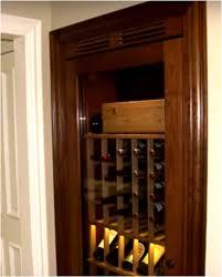 wine cabinets custom wine cellars chicago