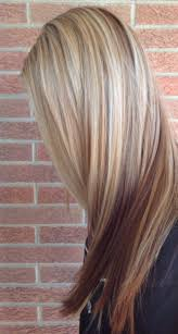 caramel lowlights in blonde hair what will blonde hair with brown lowlights be like in the next 35
