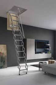 scale retrattili per soffitte scala retrattile a fisarmonica scale dc produzione e vendita scale