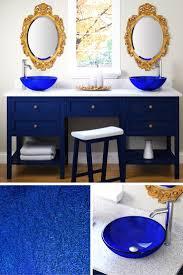 Royal Blue Bathroom by 141 Best Beautiful Bathrooms Images On Pinterest Bathroom