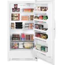 ge 16 7 cu ft frost free upright freezer fuf17svrww ge
