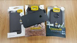 Otterbox Defender Series Rugged Protection Iphone 7 Plus All Otterbox Series Hands On Defender Commuter