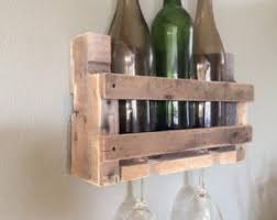 pallet wine rack etsy