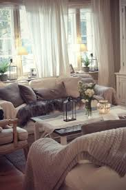 deco de charme décoration salon ambiance cocooning