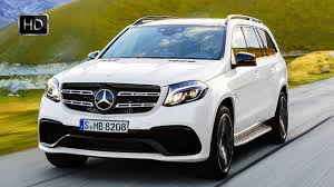 mercedes 4matic suv price 2017 mercedes amg gls 63 4matic suv v8 585 hp biturbo engine