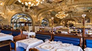 welcome le train bleu
