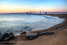sandy point state park chesapeake bay bridge annapolis maryland