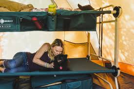 Portable Bunk Beds The 7 Coolest Cing Essentials You Never Knew You Needed