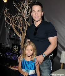 Daughter Nervous Mark Wahlberg I Have A Wonderful Relationship With My Daughter