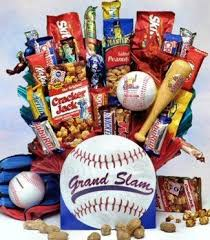 gift basket theme ideas 14 best baseball gift basket images on baseball gift