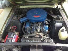 1967 mustang 289 engine preserved pony 1967 ford mustang scd motors the sports