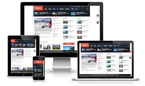 sj news ii free responsive joomla news magazine template vinaora