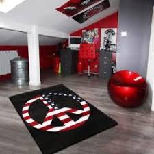 tapis pour chambre ado tapis chambre ado waaqeffannaa org design d intérieur et décoration