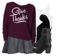 thanksgiving by rachellepalosi liked on polyvore