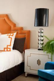 brown and orange bedroom contemporary boy u0027s room muse interiors
