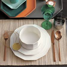Design For Copper Flatware Ideas Design Ideas Fall Table Setting Featuring Copper Flatware From