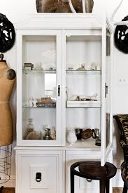Dining Room Glass Cabinets by Curio Cabinet In Bedroom Eclectic With Dining Room Hutch Next To
