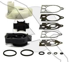 water pump impeller kit w base for mercury outboard motor 46