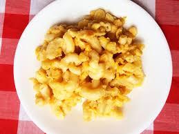 cheesy macaroni and corn casserole the gingham apron