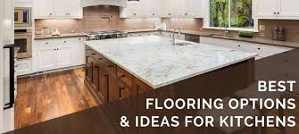 best waterproof material for kitchen cabinets best flooring for kitchens
