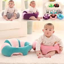baby support seat learn sit soft chair cushion cute sofa plush