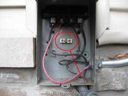 ac condenser disconnect ac disconnect grounding u2013 checkthishouse