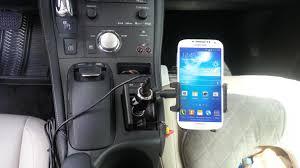 lexus phone app perfect phone holder for ct 200