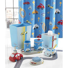 Bathroom Accessories Sets Target by Bathroom Attractive Kids Bathroom Sets Ideas Featuring Fish Wall