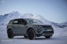 blue land rover discovery 2017 2015 land rover discovery sport review autoevolution