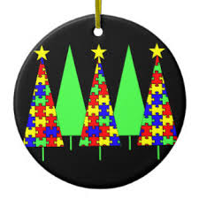 autism awareness ornaments keepsake ornaments zazzle