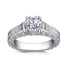 cheap sterling silver engagement rings engagement rings buy cheap engagement rings lajerrio jewelry