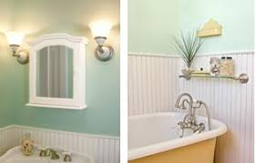 White Paneling For Bathroom Walls - ideas bathroom renovation and remodeling photos pics u0026 bath