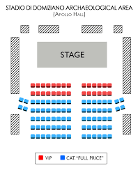 Vienna Opera House Seating Plan by Opera Experience Most Famous Operas Rome
