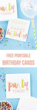 printable birthday card decorations 9 free birthday card printables free printable birthdays and cards
