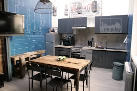 cuisine loft loft studio and multiform space clav0027 agence mayday