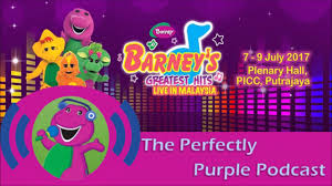 the perfectly purple podcast ep 1 reboot barney u0027s greatest