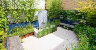 North Facing Backyard Notting Hill North Facing London Garden Design Garden
