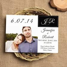photo wedding invitations unique photo wedding invitations online