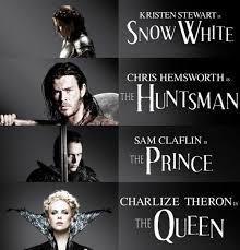 33 snow white huntsman images snow