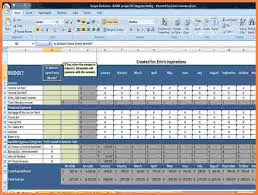 Monthly Expenses Spreadsheet Template Excel 10 Monthly Expenses Spreadsheet Template Excel Excel