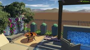 rivers landscape construction inc 3d landscape design del sur