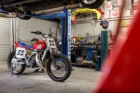 honda cr 500 this is the cr500 flat tracker that honda should u0027ve made moto