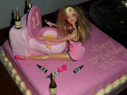 25 drunk barbie cake ideas 21 birthday cakes