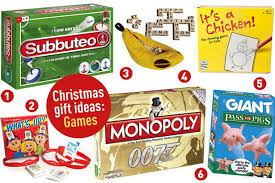 gift ideas for the family to play together