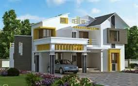 nice sloped roof kerala home design indian house plans 2014