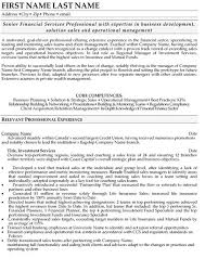 finance professional resume sample u0026 template