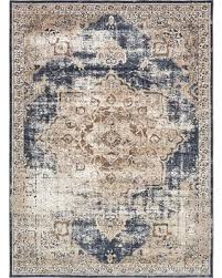 Modern Blue Rug Boo Tiful Sales On Laurel Foundry Modern Farmhouse Abbeville Dark