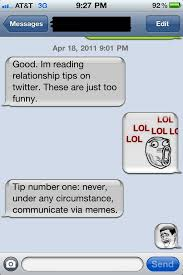 Iphone Text Memes - meme texting