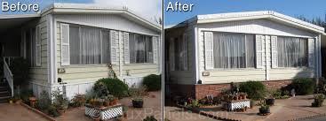 ideas for remodeling a modular home faux siding photos