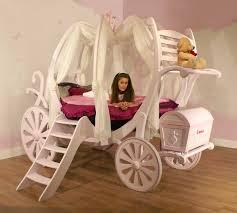 bedroom cinderella toddler bed princess carriage bed